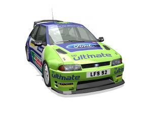 FocusRS WRC07