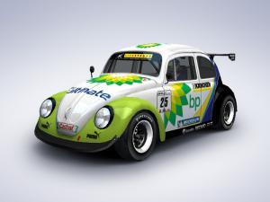 Beetle Race BP Castrol Skin
