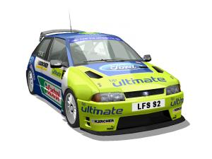 Ford Focus WRC 07 Look