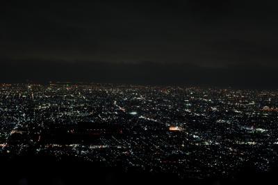 生駒夜景①