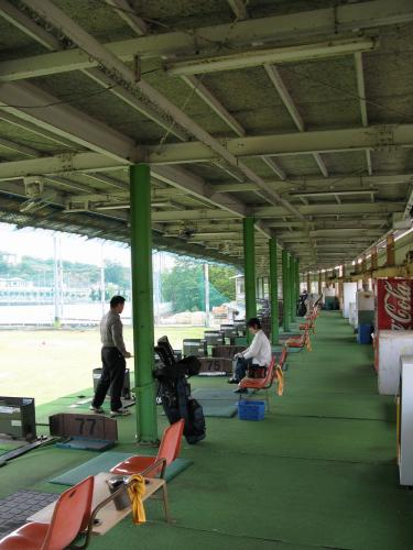 2階の練習場