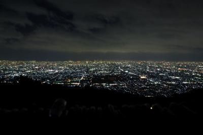 生駒夜景②
