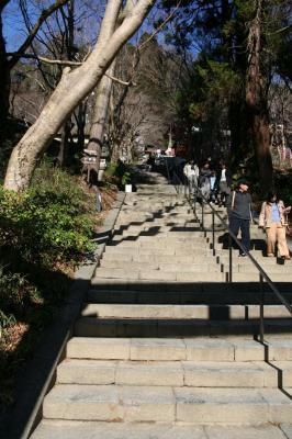 談山神社階段
