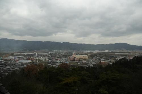 伊賀上野市内