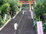 那智の階段