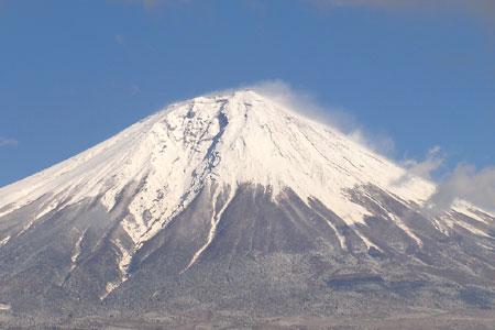 富士山_2006-1-22