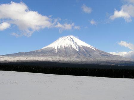 富士山_2006-1-22_2