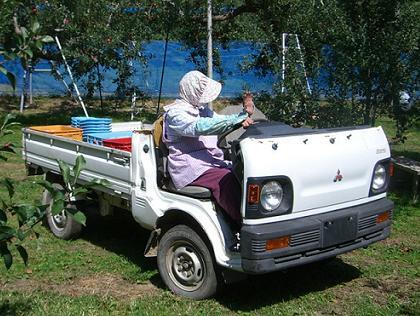 おばあちゃんの下心