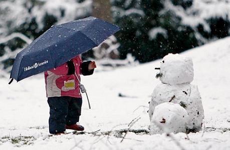 小さな冬の約束