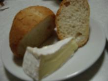 ローストチキンと食事1
