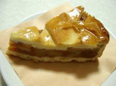 フレッシュネスバーガー アップルケーキ1