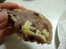 Browny ラズベリーチョコ&クリームチーズ4