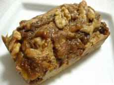 キャラメルシナモンバナナケーキ
