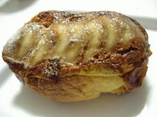 阿佐ヶ谷BAGEL バナナシナモンフレンチトースト1