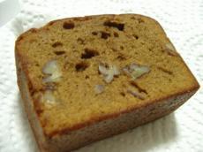 阿佐ヶ谷BAGEL コーヒーとナッツのケーキ