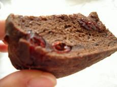 あきとまさん チョコクランベリー2