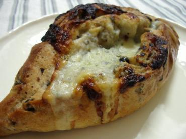 パン焼き人 ブルーチーズ1
