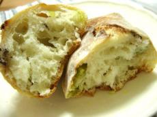 とらやベーカリー うぐいす豆パン2