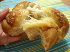 e-street bagels  チーズベーグル4
