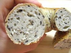 たむベーグル セサミチーズ1