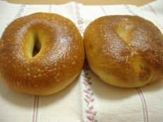 たむベーグル プレーン冷蔵発酵1