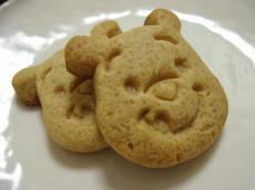 しべ子あん プーさんクッキー