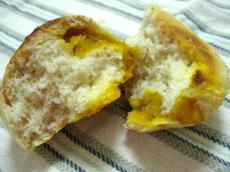 たむパン 胚芽パンプキンあんパン2