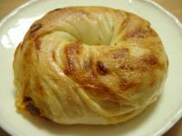 ベーグルU モッツレラチーズ1
