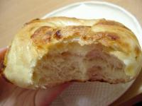 ベーグルU モッツレラチーズ2