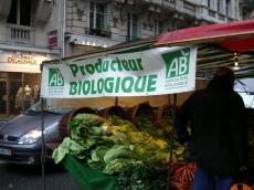 Paris Bioマルシェ1