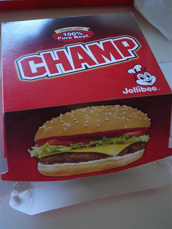 ハンバーガーBOX