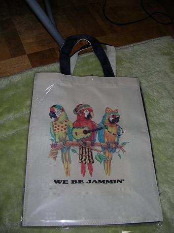 鳥のバッグ