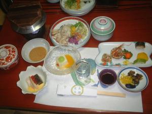11日の夕食