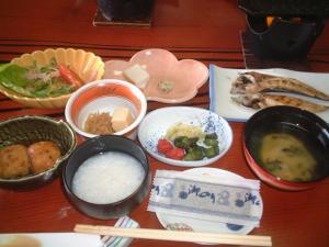 12日の朝食