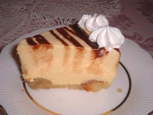 カスタードムースケーキ・ピース