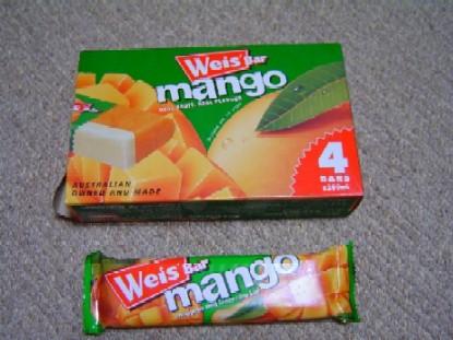 マンゴアイス