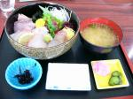 地魚海鮮丼セット