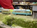 第二回軽便鉄道祭でのレイアウト