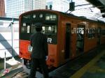 東京駅の中央線