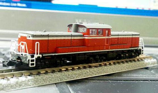 ロクハン DD51寒冷地型