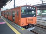 中央線201系 高尾駅