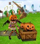 かぼちゃ装備