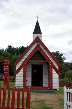 マオリ教会