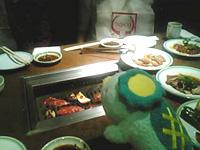 上野で焼き肉