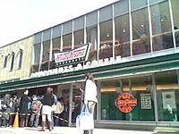 クリスピー・クリーム・ドーナツ店舗外観