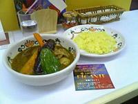 札幌ピカンティのスープカレー