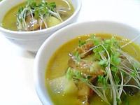 南インド風スープカレー