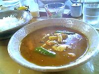 だぼすけのスープカレー