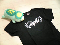 ANTHRAX Tシャツ