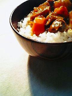 和風カレー丼1-1